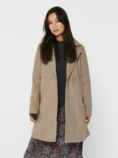 JACQUELINE de YONG Mantel in braun, Modelansicht