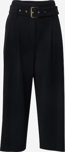 MICHAEL Michael Kors Pantalon à plis en noir, Vue avec produit