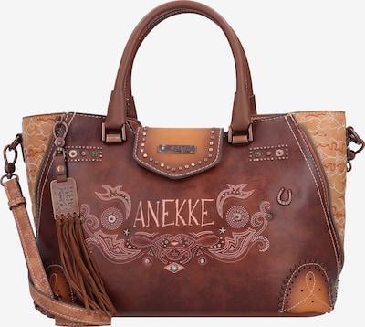 Anekke Sacs à main 'Arizona' en marron / mélange de couleurs, Vue avec produit