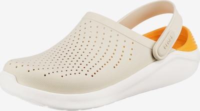 Crocs Clogs 'Lite Ride' in beige, Produktansicht
