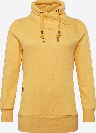 Megztinis be užsegimo 'NESKA' iš Ragwear Plus , spalva - geltona, Prekių apžvalga