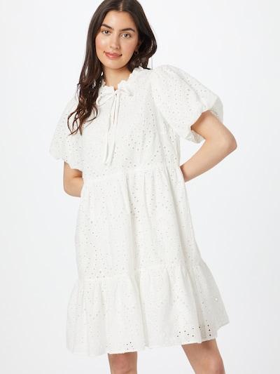 Sofie Schnoor Kleid in weiß, Modelansicht