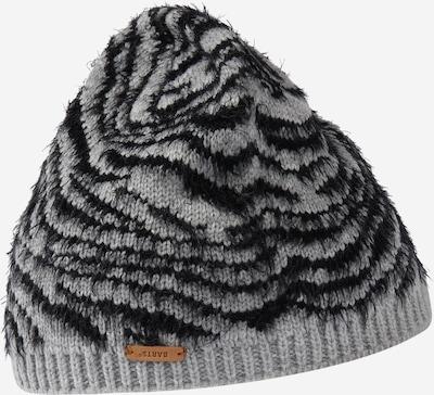 Barts Beanie 'Rubiam' in grey mottled / black, Item view