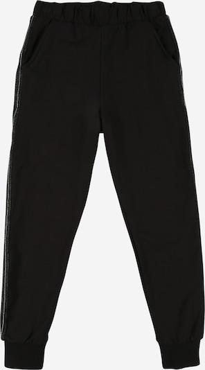 OVS Pantalon en noir, Vue avec produit