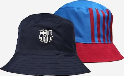 NIKE Sombrero deportivo 'FC Barcelona' en navy / rojo, Vista del producto