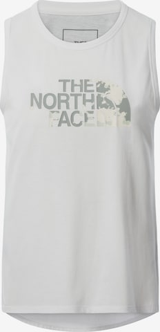 THE NORTH FACE Sports Top 'Foundation' in White