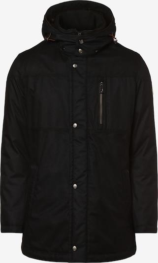 bugatti Funktionsjacke in schwarz, Produktansicht
