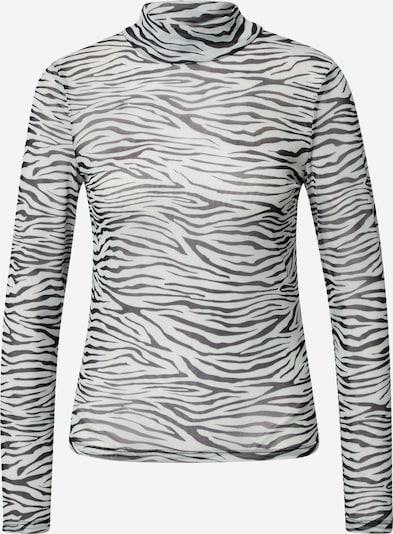 ONLY Shirt 'Sophia' in schwarz / weiß, Produktansicht