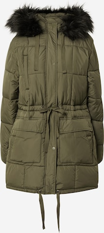 American Eagle Χειμερινό παλτό σε πράσινο