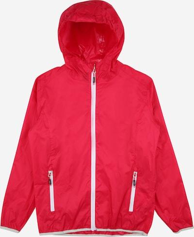 CMP Outdoorjas in de kleur Rood, Productweergave