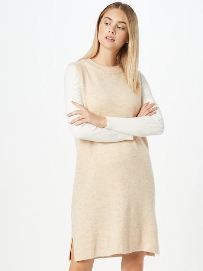 JDY Pullover 'RUBI' in beige, Modelansicht