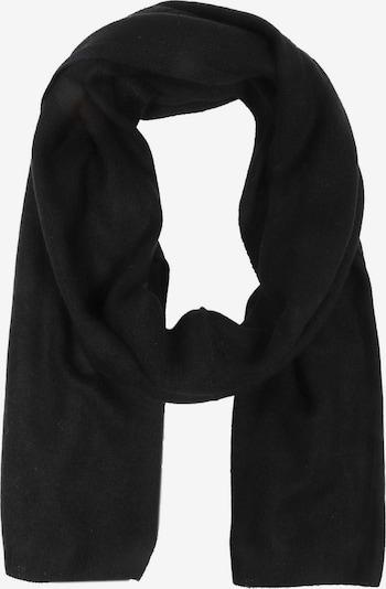 Zwillingsherz Sjaal in de kleur Zwart, Productweergave