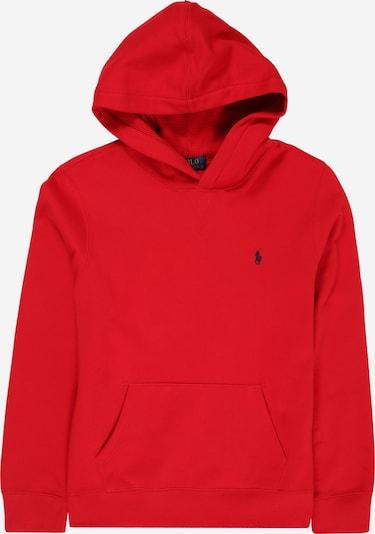 POLO RALPH LAUREN Sweatshirt in dunkelblau / rot, Produktansicht