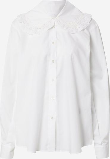 PAUL & JOE Bluse 'JODINETTE' in weiß, Produktansicht