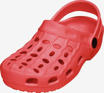 PLAYSHOES Clogs in melone, Produktansicht