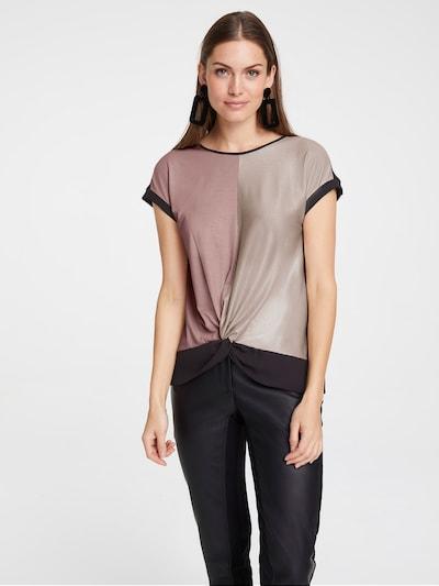 heine Shirt in de kleur Gemengde kleuren: Vooraanzicht