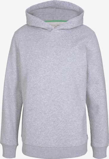 TOM TAILOR DENIM Sweatshirt in grau, Produktansicht