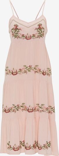 usha FESTIVAL Zomerjurk in de kleur Gemengde kleuren / Pink, Productweergave