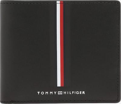 TOMMY HILFIGER Peňaženka - tmavomodrá / červená / čierna / biela, Produkt