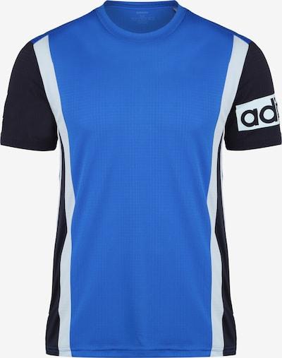 ADIDAS PERFORMANCE T-Shirt fonctionnel en bleu, Vue avec produit