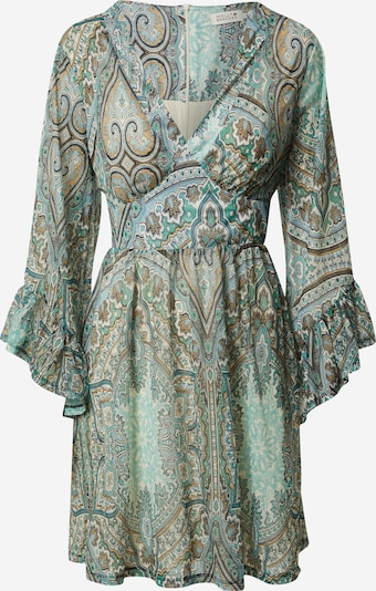 Molly BRACKEN Jurk in de kleur Jade groen / Gemengde kleuren, Productweergave