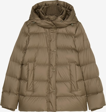 Marc O'Polo Winter Jacket in Brown