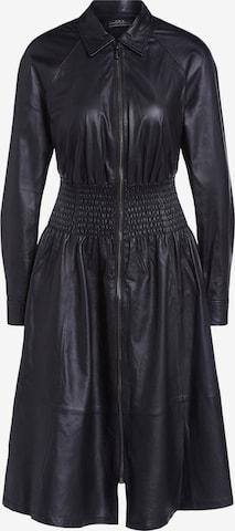 juoda SET Palaidinės tipo suknelė