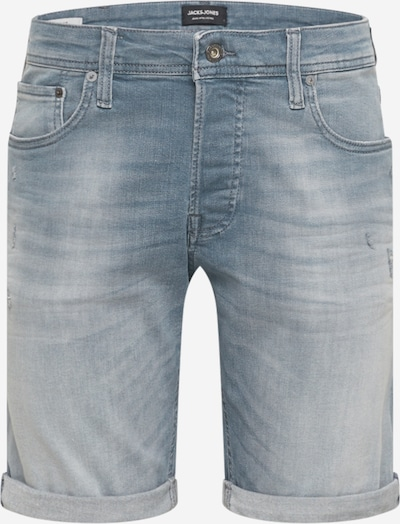 JACK & JONES Jeansshorts 'Rick' in dunkelblau, Produktansicht