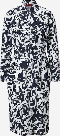 Rochie tip bluză 'CRONISTA' MAX&Co. pe albastru închis / alb, Vizualizare produs
