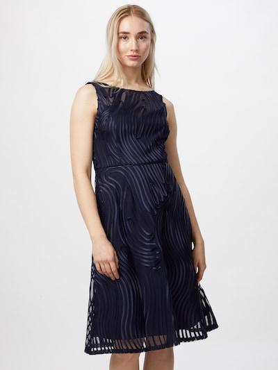 Adrianna Papell Cocktailjurk in de kleur Donkerblauw, Modelweergave