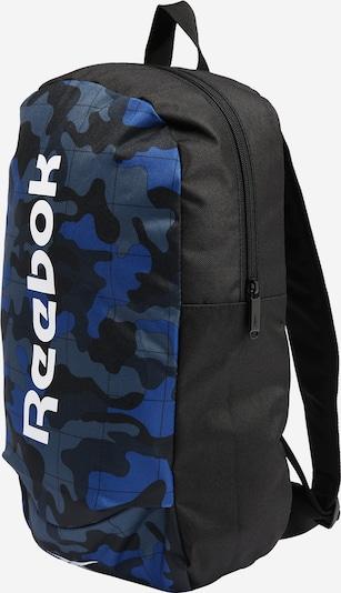 Reebok Classic Rugzak in de kleur Blauw / Navy / Kobaltblauw / Duifblauw / Wit, Productweergave