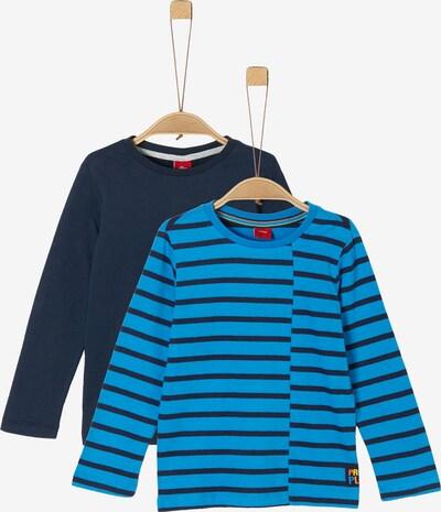 s.Oliver Shirts in blau / navy, Produktansicht