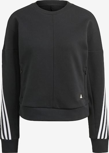 ADIDAS PERFORMANCE Sportsweatshirt i sort / hvid, Produktvisning