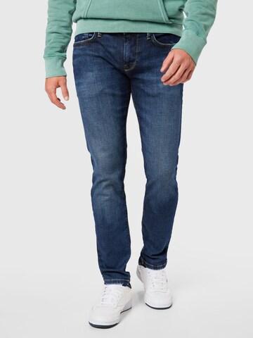 Jean 'Hatch' Pepe Jeans en bleu
