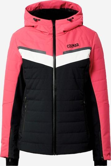 Colmar Chaqueta deportiva en rosa / negro, Vista del producto