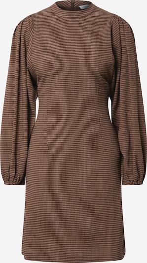 Samsoe Samsoe Kleid 'Harrietta 11238' in braun / schwarz, Produktansicht