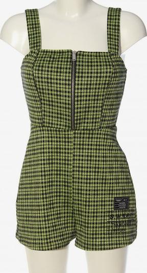Bershka Jumpsuit in S in grün / schwarz, Produktansicht