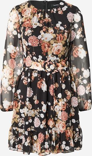 Trendyol Kleit segavärvid / must, Tootevaade