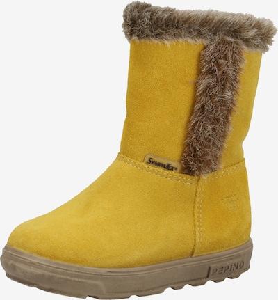 Pepino Stiefel in gelb, Produktansicht