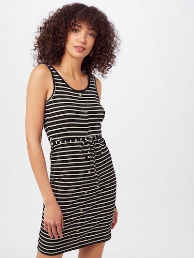 LTB Šaty 'YASIFA' - krémová / černá, Model/ka