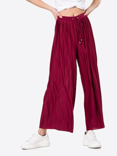 ABOUT YOU Панталон 'Caren' в боровинка, Преглед на модела