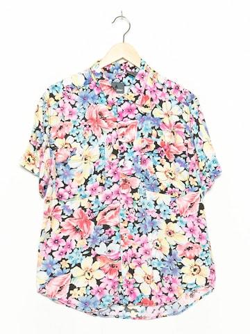 Lizwear Blumenbluse in XL in Mischfarben