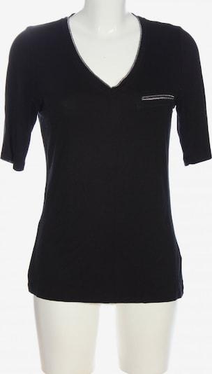 THOM BY THOMAS RATH V-Ausschnitt-Shirt in S in schwarz, Produktansicht