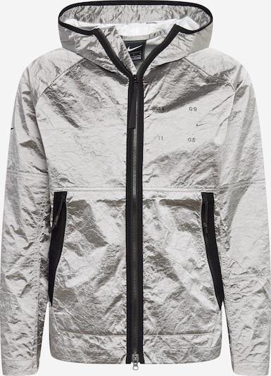 Geacă de primăvară-toamnă Nike Sportswear pe gri argintiu, Vizualizare produs