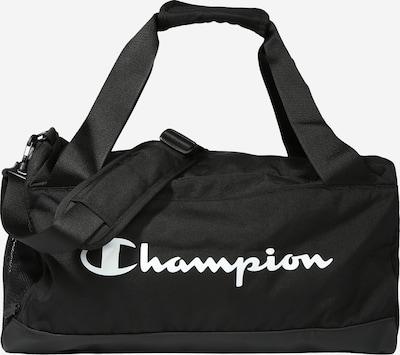 fekete Champion Authentic Athletic Apparel Sporttáska 'Small Duffel', Termék nézet