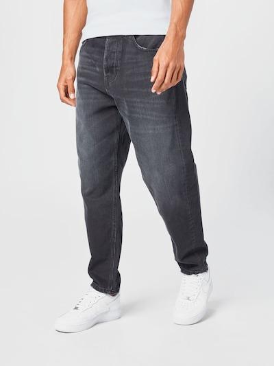 tigha Jeans 'Toni' in dunkelgrau, Modelansicht