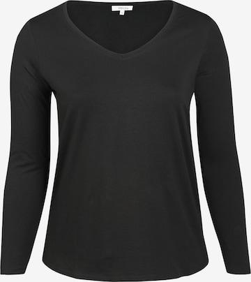 Paprika Shirt in Schwarz