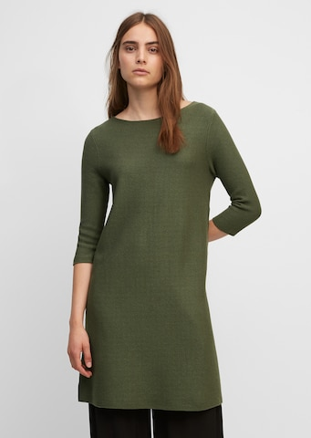 Marc O'Polo Knitted dress in Green