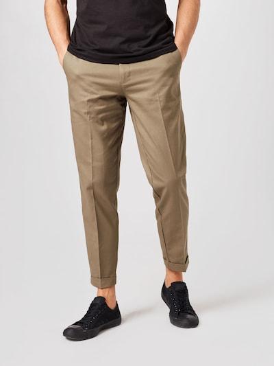 BURTON MENSWEAR LONDON Kalhoty s puky - béžová, Model/ka