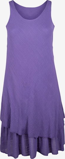 Paprika Kleid in lila, Produktansicht